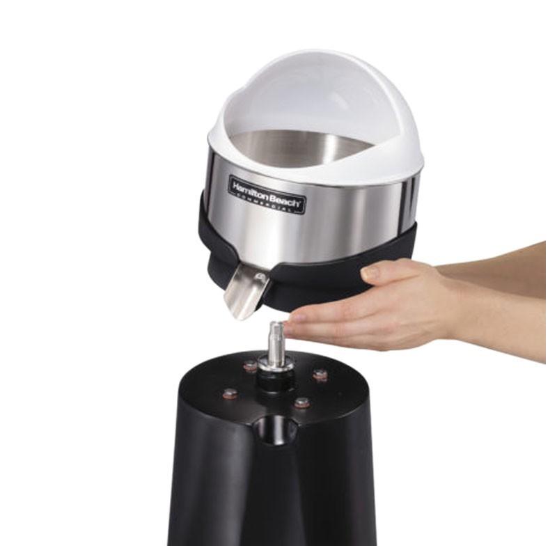 Electric Citrus Juicer FreshMARK, HAMILTON BEACH - HCJ967 - rubber bowl collar