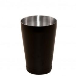 Shaker SPEED TIN  - NEGRU MAT (THE BARS) - 20oz cu Greutate