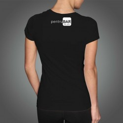 T-Shirt - BARTENDER Design (Female)