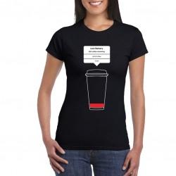 T-Shirt - LOW BATTERY Design (Female)