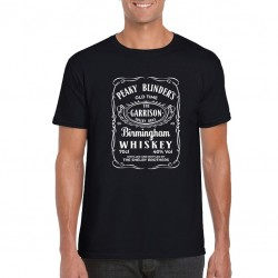 Tricou - Peaky Blinder's Whiskey (Barbati)