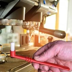 Perie ROSIE [JoeFrex] - pentru Curatat GRUP Aparat Espressor