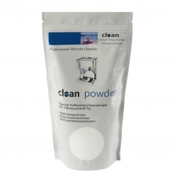 Detergent CLEAN POWDER - Praf Curatat Aparate Espressoare, 500g