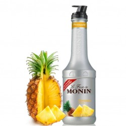 PINEAPPLE Fruit Puree - MONIN 1L