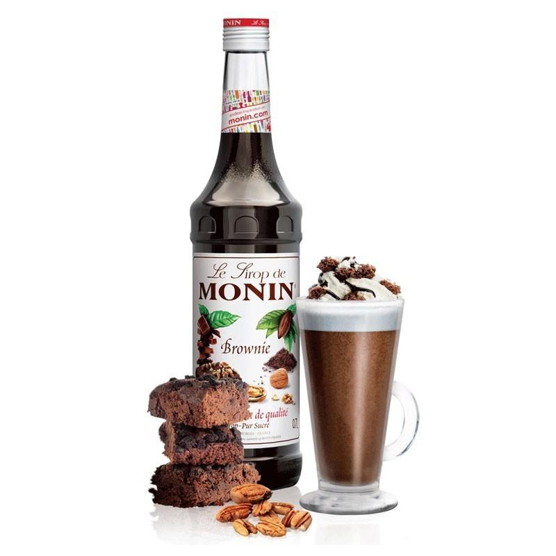 BROWNIE Syrup [MONIN] 0,7L