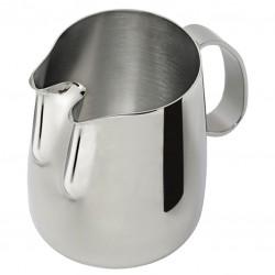 Milk Jug/ Pitcher SPLIT (cu Cioc Dublu), 500ml - Latiera Metal
