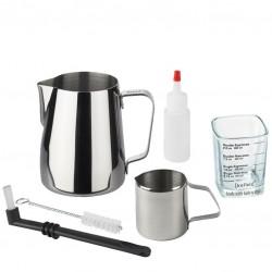 BARISTA BOX, Starter Kit - Set Cadou cu Accesorii de Cafea