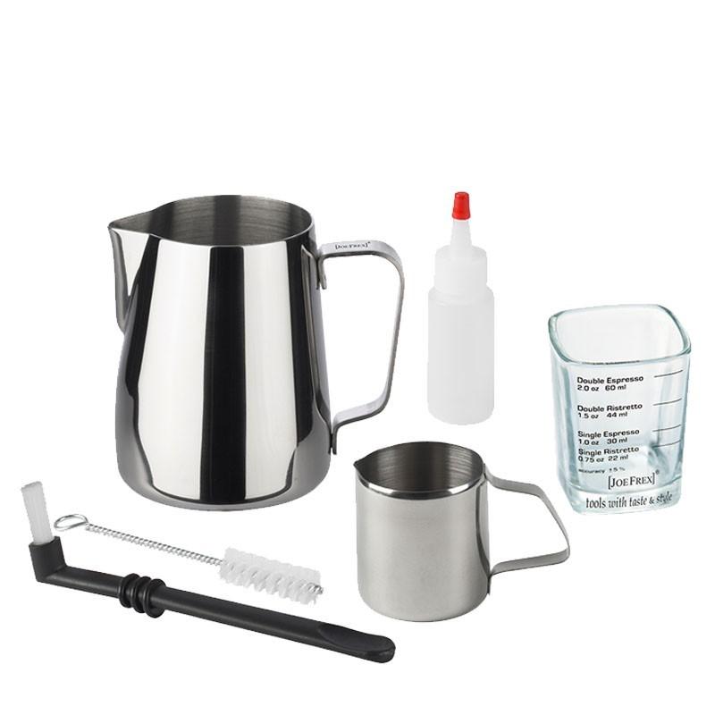 BARISTA BOX, Starter Kit - Set cu Accesorii de Cafea