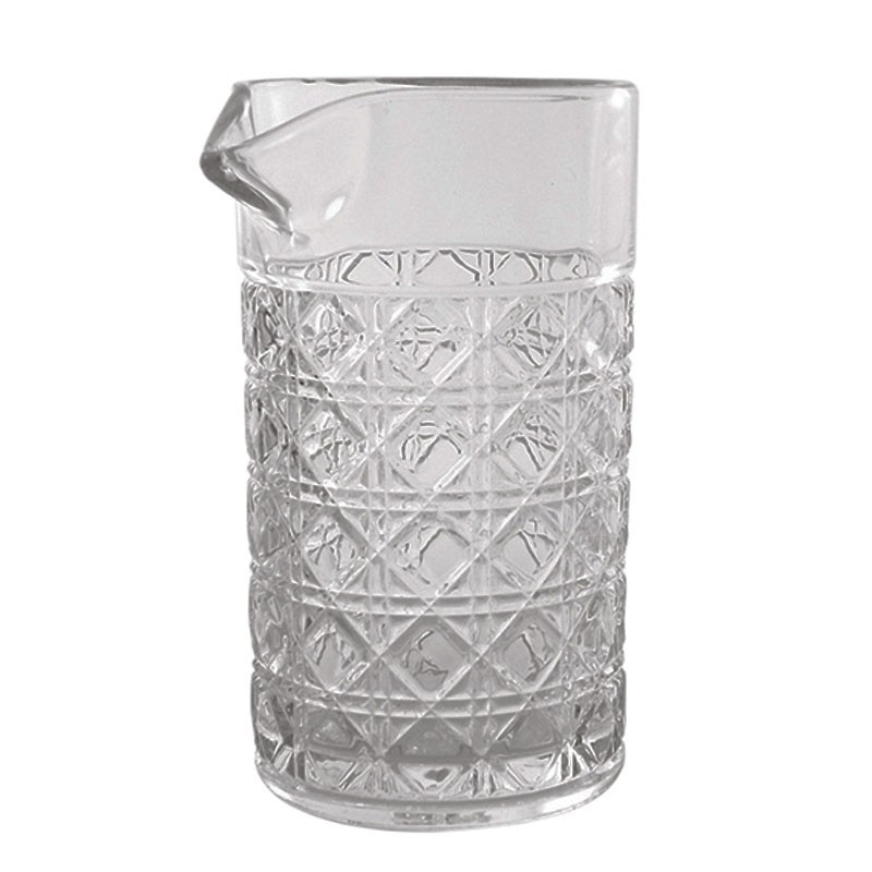 SOKATA Stirring/ Mixing Glass, 750ml - Pahar Sticla