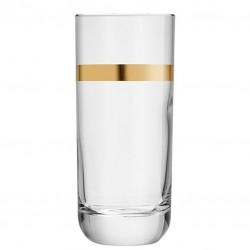 "Pahar ""Gold Band"" - ENVY Beverage, 355ml (LIBBEY)"