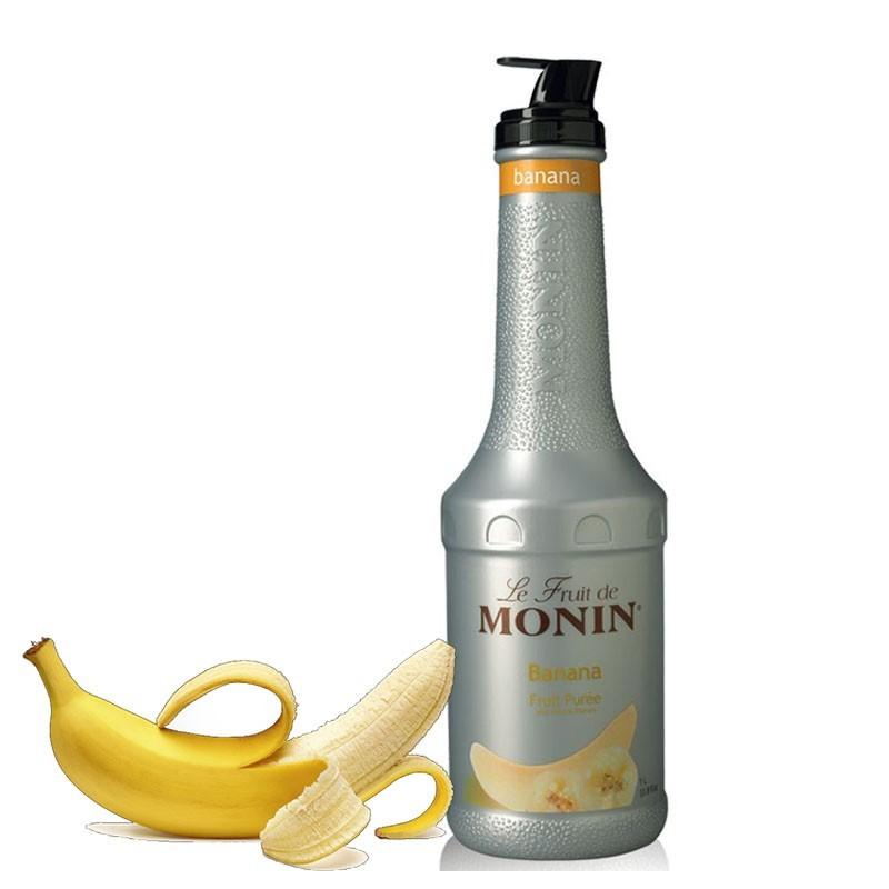 BANANA Fruit Puree - MONIN 1L