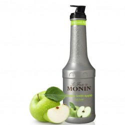 GREEN APPLE Fruit Puree - MONIN 1L