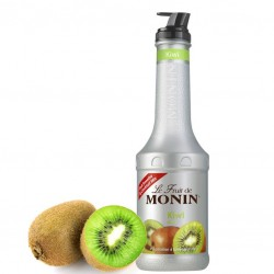 KIWI Fruit Puree - MONIN 1L