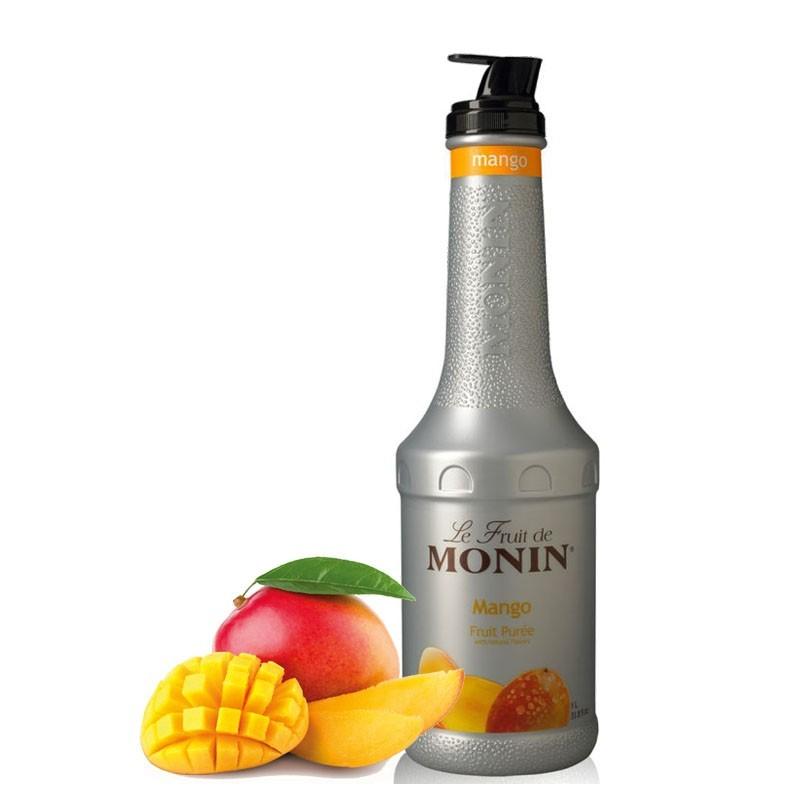 MANGO Fruit Puree - MONIN, 1L