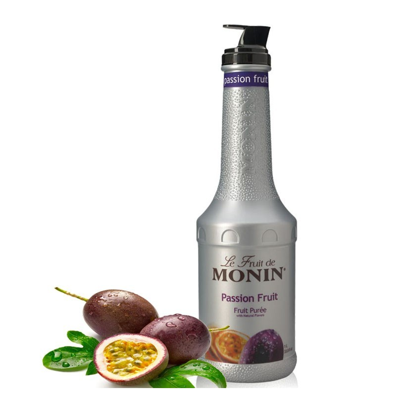 PASSION FRUIT Puree - MONIN 1L