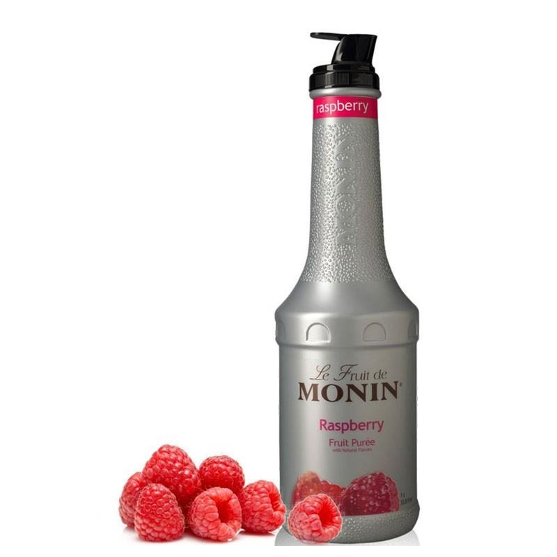 RASPBERRY Fruit Puree - MONIN, 1L