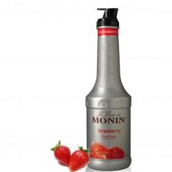 STRAWBERRY Fruit Puree - MONIN, 1L