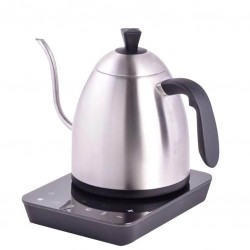 BREWISTA - Fierbator Apa, Reglabil Digital - Smart Pour 2 Digital Kettle,1 .2L