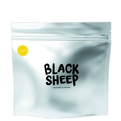 Black Sheep - SANTA BARBARA AA+ COLOMBIA Natural, SPECIALITY Coffee Beans, 200g