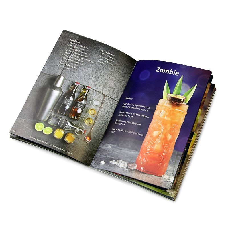 Book - Cocktail Recipes
