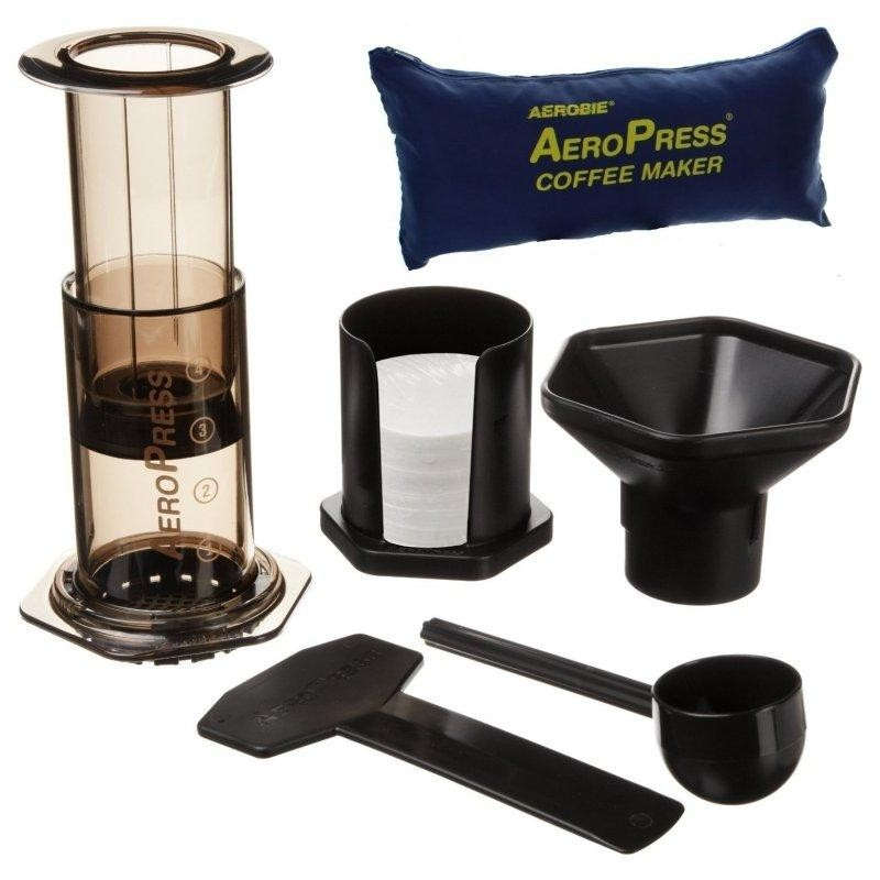 AeroPress ORIGINAL with Bag (by Aerobie)