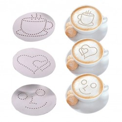 Barista Decoration Set - 4 figures
