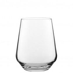 ALLEGRA Water glass, 420ml (PASABAHCE)
