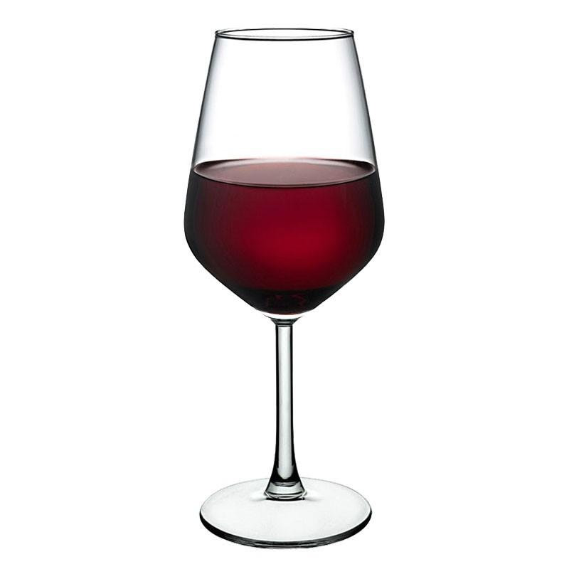 ALLEGRA Red Wine, 490ml (PASABAHCE)