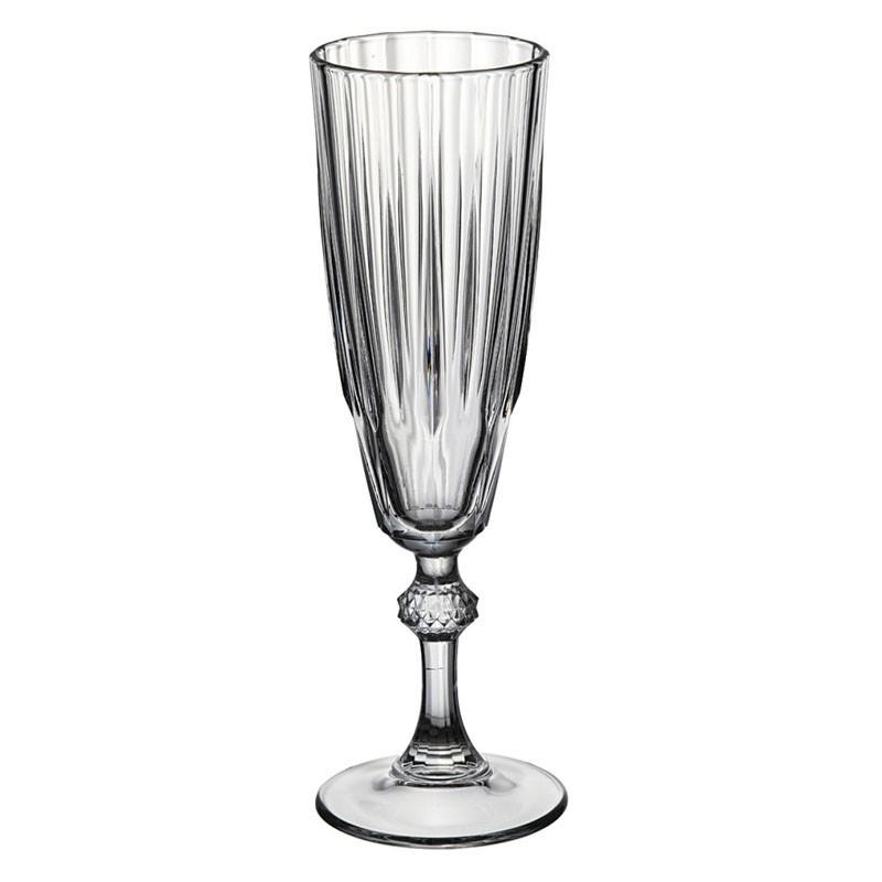 Pahar DIAMOND Fluta Sampanie, 170ml (PASABAHCE) 440069