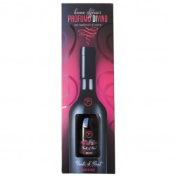 Parfum de Camera cu Betisoare - Miros de VIN Pinot, 125ml (in Cutie Cadou) - Difuzor Arome