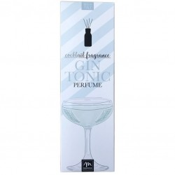 Room Fragrance - Smell of COCKTAIL, 125ml - Aroma Diffuser with Chopsticks (in Gift Box)