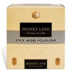 Miere STICK 15g - Poliflora, pt Ceai
