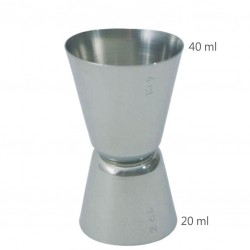 Jigger CLASSIC 20 /40 ml