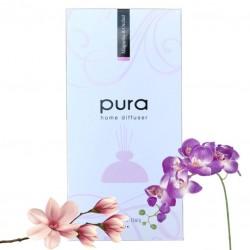 Parfum de Camera - PURA PLATINUM, 250ml - Difuzor Arome cu Betisoare (in Cutie Cadou)
