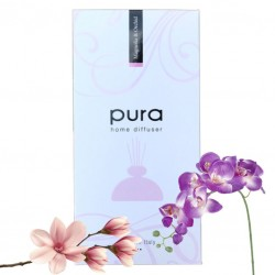 Room Fragrance - PURA PLATINUM, 250ml - Aroma Diffuser with Chopsticks (in Gift Box)