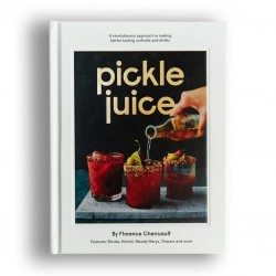 Book - PICKLE Juice by Florence Cherrault