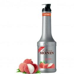 Piure LITCHI / LYCHEE - Pulpa Fructe MONIN, 1L