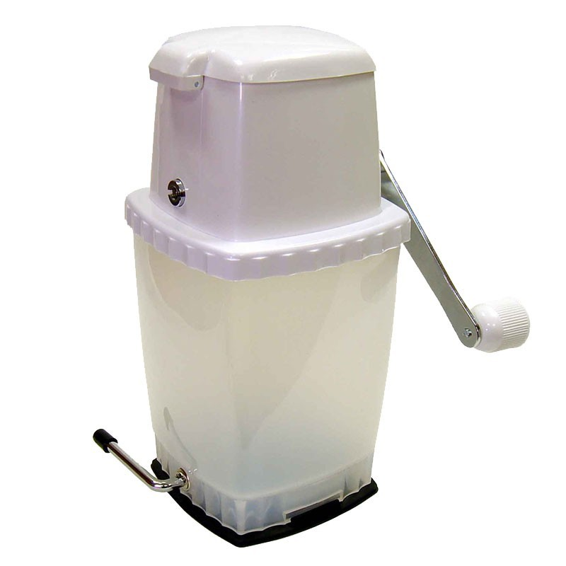 Macinator Gheata - Plastic, cu Ventuza