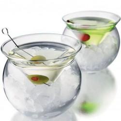 Pahar CHILLER Olives Martini, 150ml (LIBBEY)