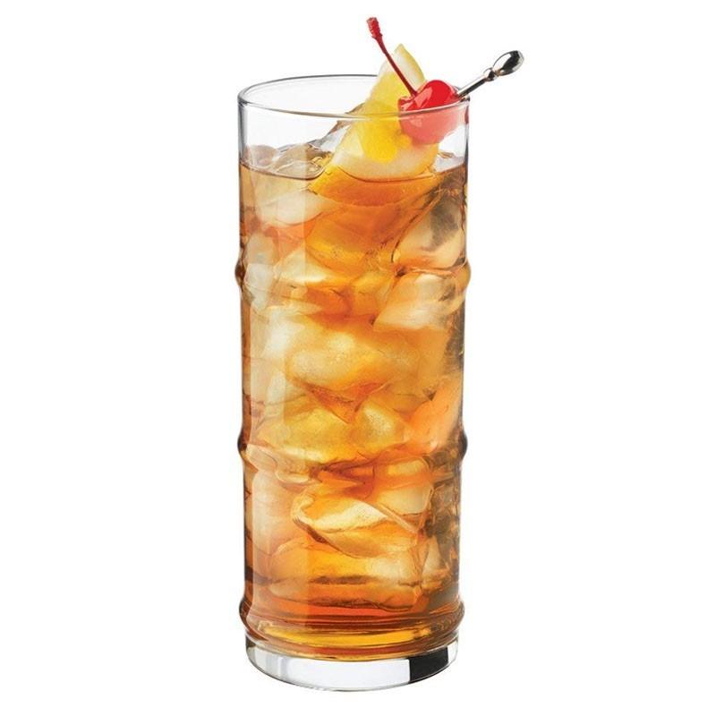 BAMBOO Cooler glass, 473ml (LIBBEY) Ice Tea
