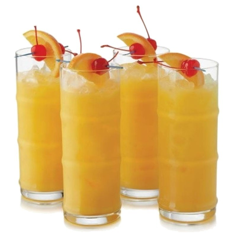 Pahar BAMBOO Cooler, 473ml (LIBBEY) Limonada