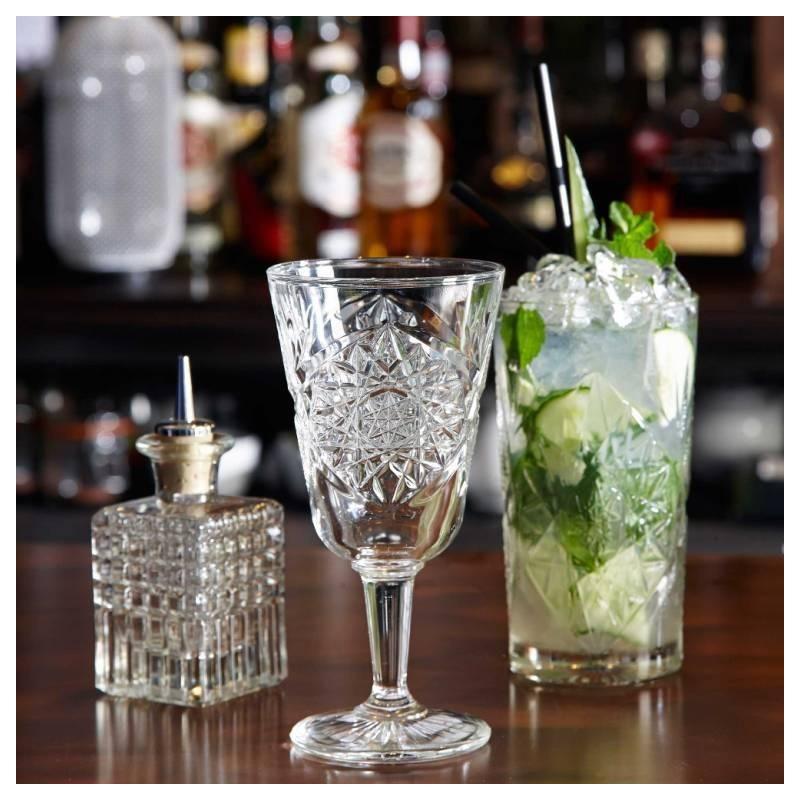 HOBSTAR glass (LIBBEY)