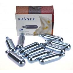 Patroane cu Gaz N2O [KAYSER] pentru Sifon FRISCA