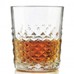 CARATS Double Rocks / Old Fashioned glass, 350ml (LIBBEY)