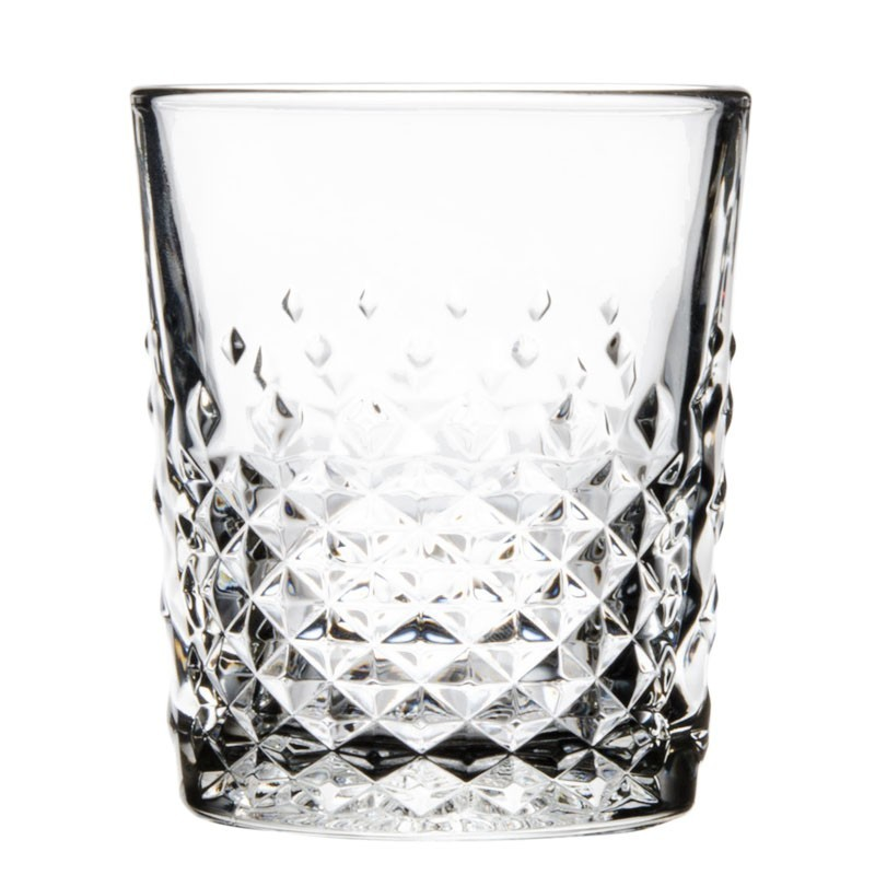 CARATS Double Old Fashioned glass, 350ml (LIBBEY)