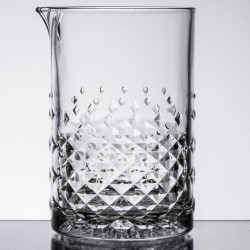 CARATS Stirring/ Mixing Glass, 747ml - Pahar Sticla (LIBBEY)