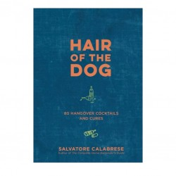 Book [EN] - HAIR of DOG by Salvatore Calabrese