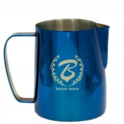 Milk Jug BARISTA SPACE - BLUE, 350ml - Pitcher