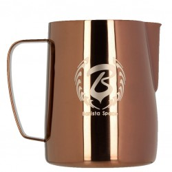 Milk Jug BARISTA SPACE - ROSE GOLD, 600ml - Pitcher
