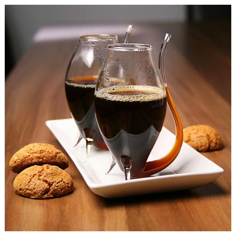 Coffee glass, 80ml (2pcs/ set)